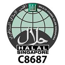Facilities: Halal Singapore Certification