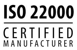 Facilities: ISO 22000 Certification